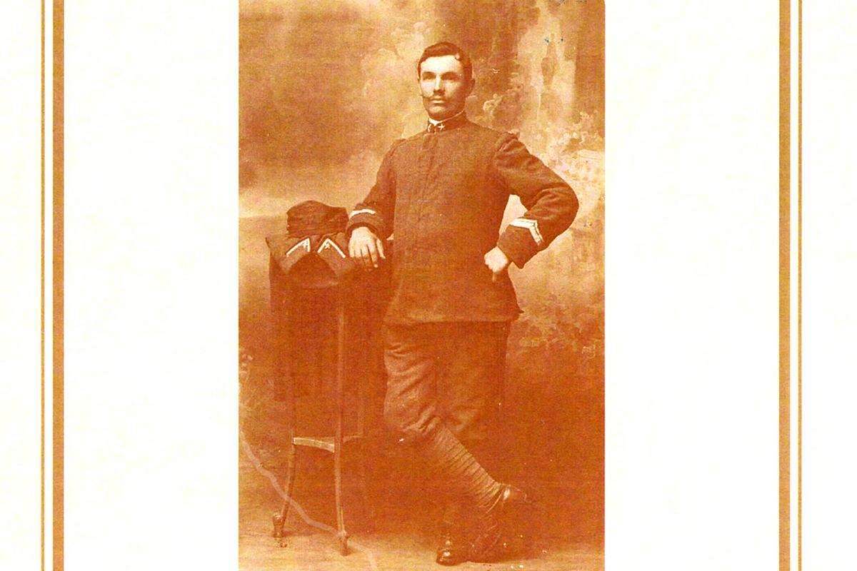 Diario di un carronese alla Grande Guerra